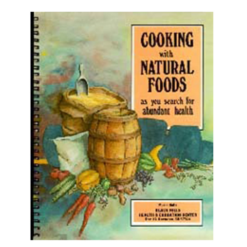 Cooking With Natural Foods- Muriel Beltz