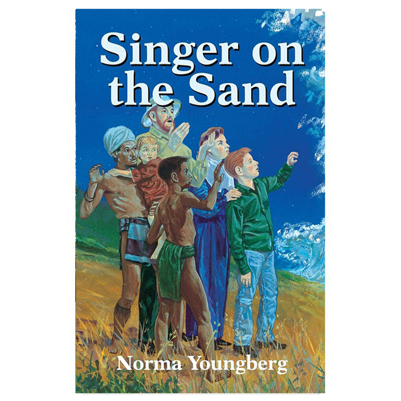 Singer On The Sand- Norma Youngberg