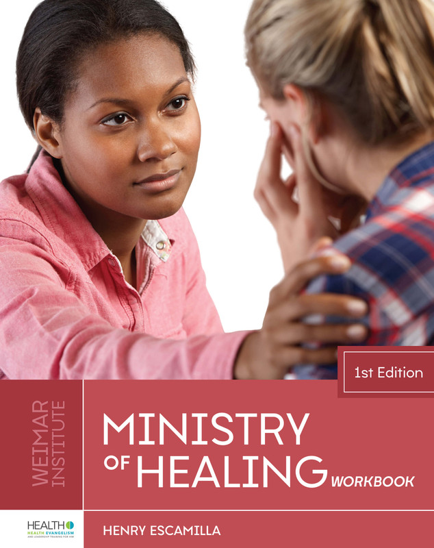 Ministry of Healing Workbook - PDF