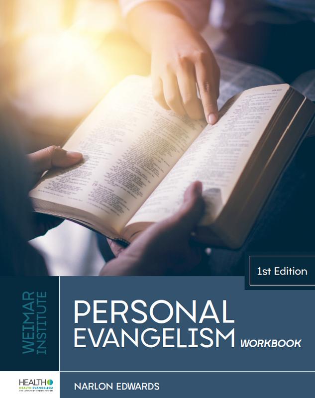 Personal Evangelism Workbook - PDF