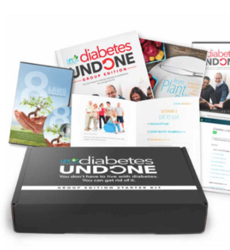 Diabetes Undone Edition Kit