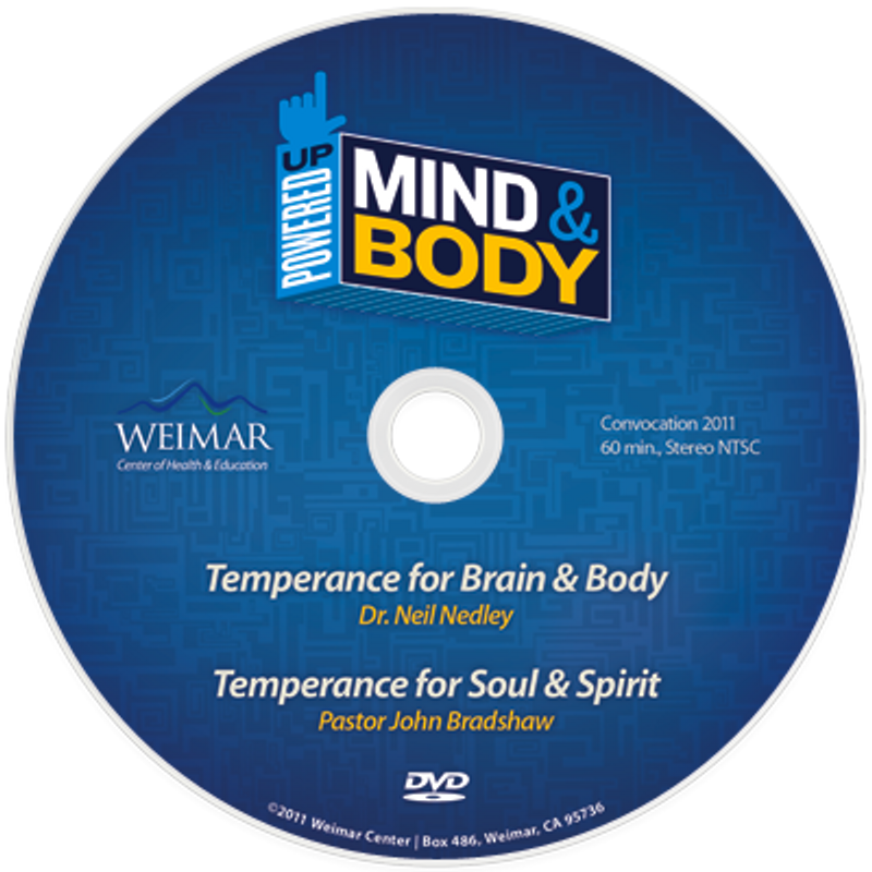 "Powered Up! Mind and Body ""Temperance"" vol. 6(Digital Download)"
