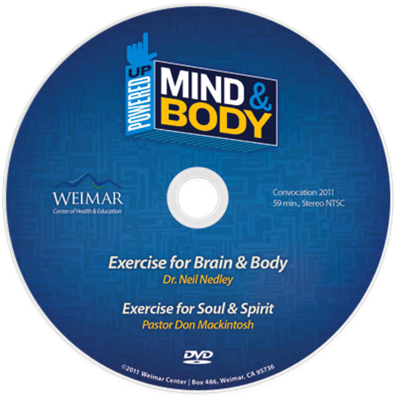 "Powered Up! Mind and Body ""Exercise"" vol. 3(Digital Download)"
