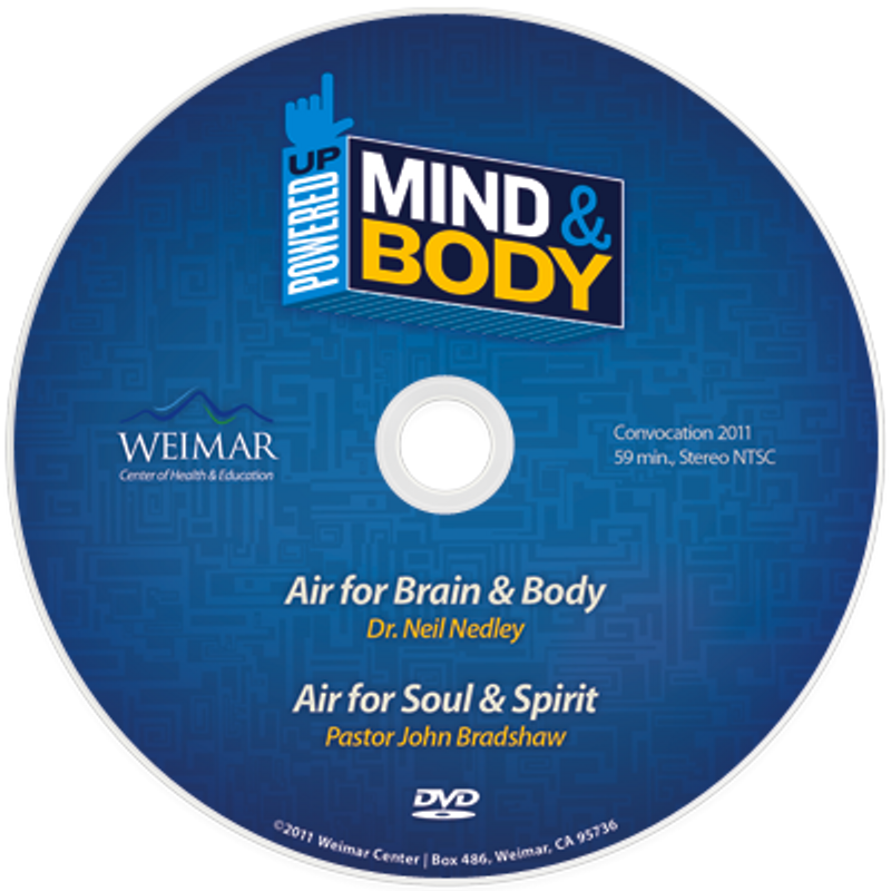 """Powered Up! Mind and Body """"Air"""" vol. 6b(Digital Download)"""