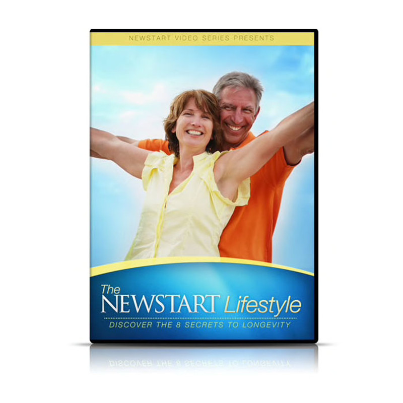 The NEWSTART Lifestyle DVD Set by Dr. Neil Nedley