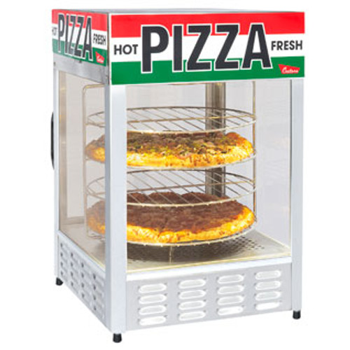 Pizza Oven & Warming Display Cabinet