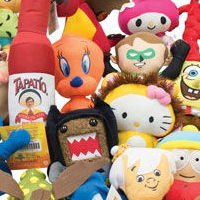 Licensed Plush Toys