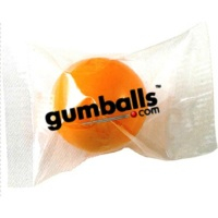 Custom Wrapped Gumballs