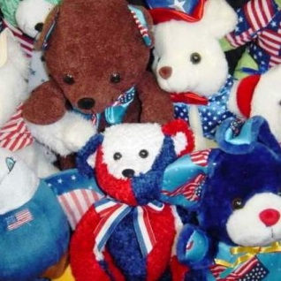 4th of July Plush Toys