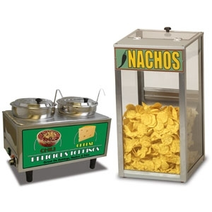 Nacho Cheese Dispensers