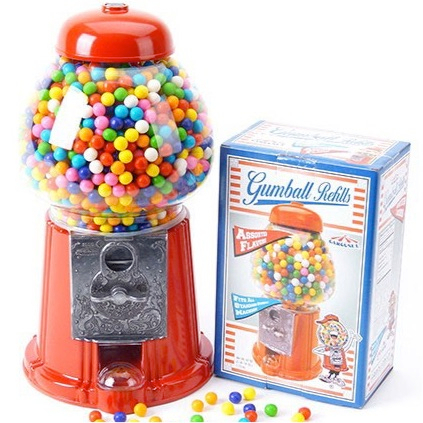 Home Use Gumball Machines