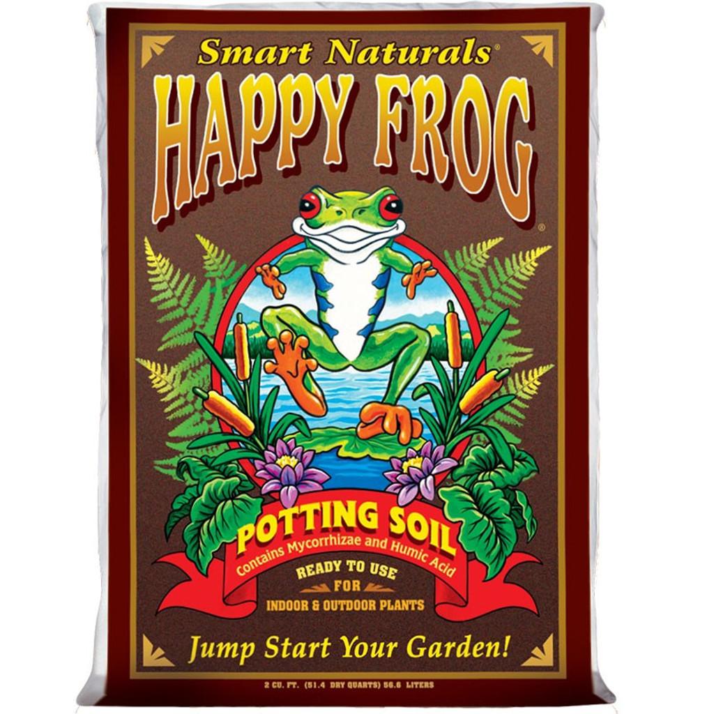 FoxFarm Happy Frog Potting Soil 2cf