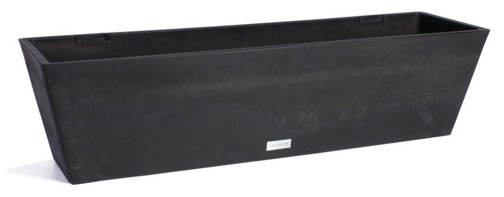 Pure Series Window Box Black