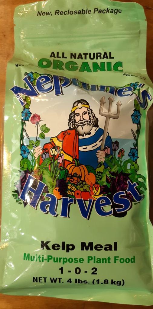 Neptune's Harvest Organic Kelp Meal 1-0-2 4lb