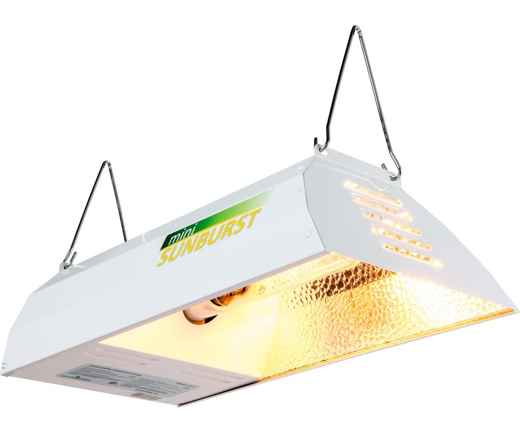 Mini Sunburst Lamp 150 Watts 17x9x5