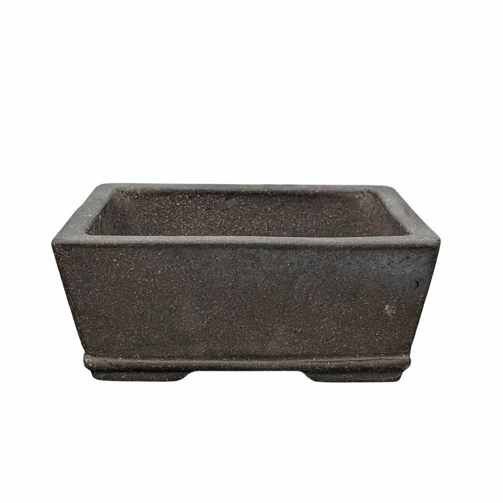 "Bonsai Pots Unglazed 4"" to 6"""