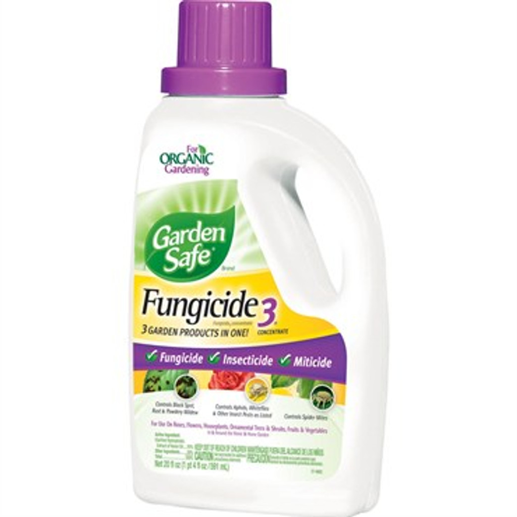 Garden Safe Fungicide3 Insect & Disease Control