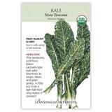 Kale Italian Nero Toscana Organic