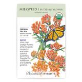 Butterfly Flower Milkweed Organic