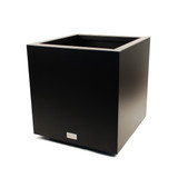 "Veradek Cube Large Planter Black 21"" or 27"""
