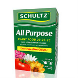 Schultz All Purpose Plant Food 20-20-20 1.5lb and 5lb