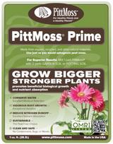PittMoss Prime Organic Soil Conditioner