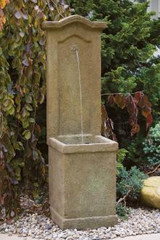 "Bari Wall Fountain 60"""