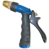 Water Nozzle Pistol Grip Brass Head