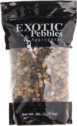 Exotic Pebbles Polished and Mixed 2lb 5lb 20lb