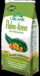 Espoma Organic Palm-tone Palm & Hibiscus Food 4-1-5 4lb