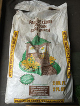 Howe Red Cedar Mulch 2cf