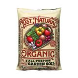 Just Natural Organic All-Purpose Garden Soil 1cf