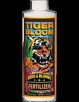 FoxFarm Tiger Bloom Extra Strength Fertilizer 2-8-4 16oz