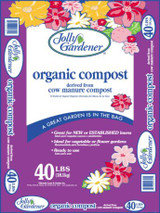 Jolly Gardener Organic Composted Cow Manure 40lb