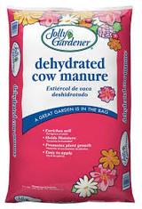 Jolly Gardener Dehydrated Cow Manure 40lb