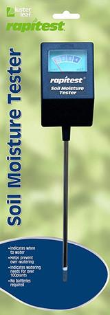 Luster Leaf Rapitest Soil Moisture Tester