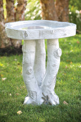 Birchwood Bird Bath 25""