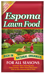 Espoma Organic Lawn Food 18-0-3 20lb