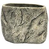 """Irregular Stone Pot 8"""""""