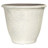 Birch Planter White 14""