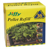 Jiffy Peat Pellets Refill 36mm 36 pack