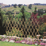 Bamboo Expandable Fence