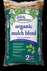 Jolly Gardener Mulch Organic Hardwood Blend 2cf