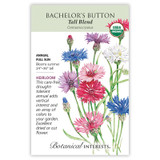 Bachelors Button Tall Blend Organic