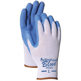 Glove Bellingham Blue Work Gloves Large