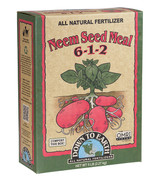 Down To Earth's Neem Seed Meal Fertilizer Mix 6-1-2 5lb