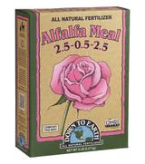 Down To Earth's Alfalfa Meal Fertilizer Mix 2.5-0.5-3.5 5lb