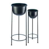"""Bucket Plant Stand 30"""""""