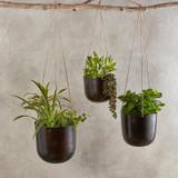 """Hanging Vase Planter 5"""" 7"""" 8"""""""