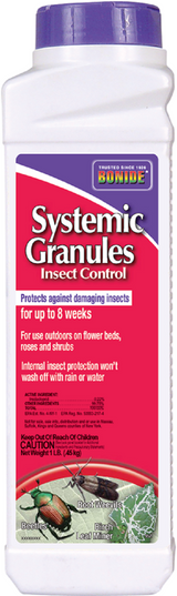 Bonide Granular Houseplant Insect Control 8oz or 16oz